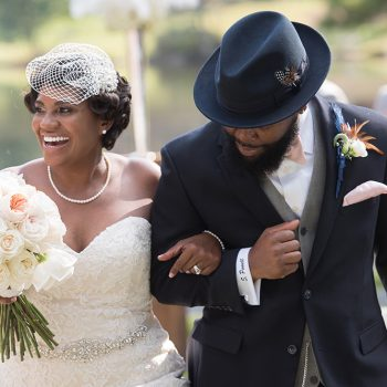 An Ode to the Harlem Renaissance: Nakesha and Shontae's Wedding | Atlanta, GA
