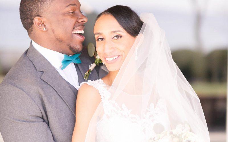Wilder About You: Tiffany and Jason's Wedding | Falls Church, VA x Chesapeake Bay, MD
