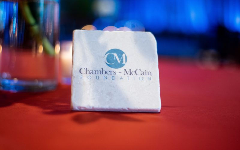 An Evening of Jazz and Comedy with the Chambers-McCain Foundation