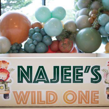 Najee's Wild One