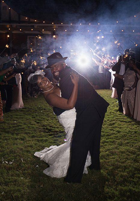 N+S Wedding